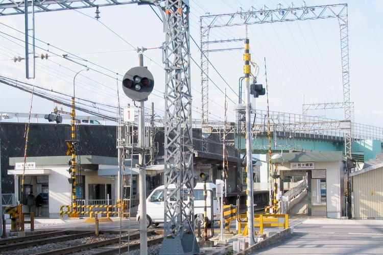 Matsugasaki Station (Mie)
