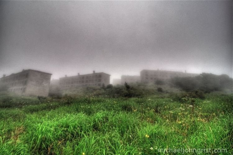 Matsuo mine The mistwreathed ruin of Matsuo mine Michael John Grist Michael