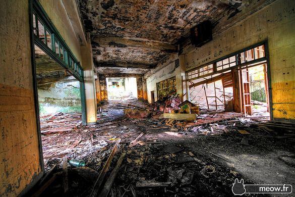 Matsuo mine Matsuo Mine Hachimantai Japan Atlas Obscura