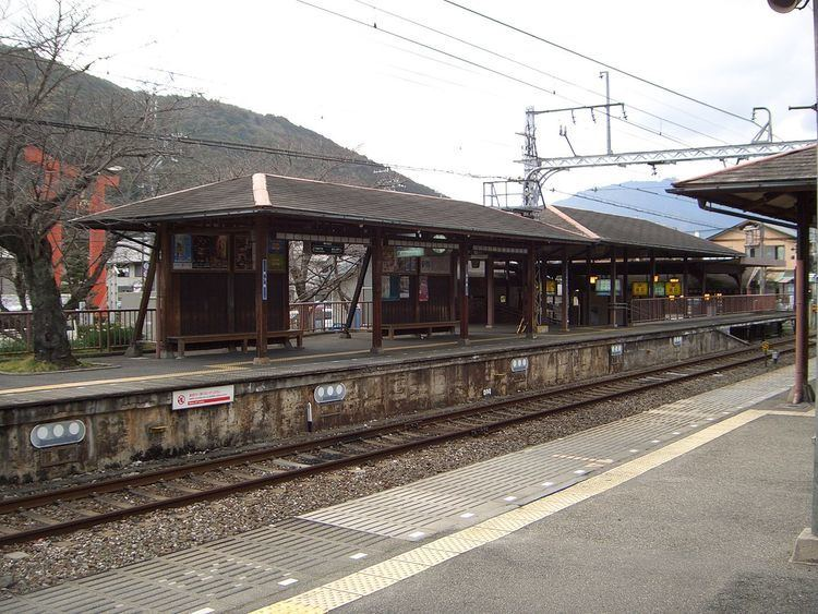 Matsuo-taisha Station