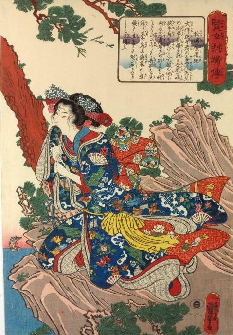 Matsura Sayohime