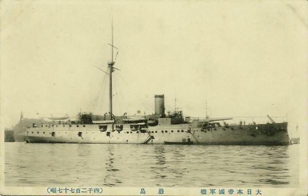 Matsushima-class cruiser