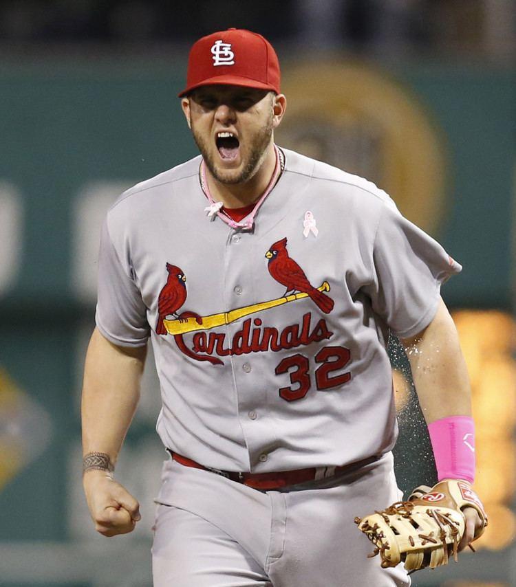 Matt Adams Adams an InGame Decision STL Baseball WeeklySTL