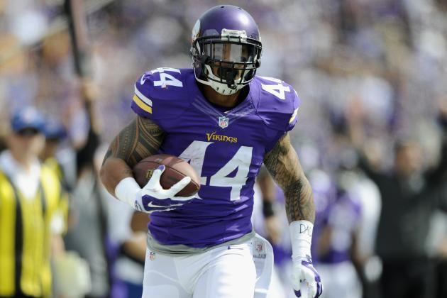 Matt Asiata Matt Asiata Shows Enough to Remain Vikings Incumbent RB