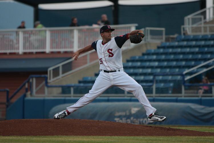 Matt Barnes (baseball) Matt Barnes Changing Up His Changeup Salem Sox Talk