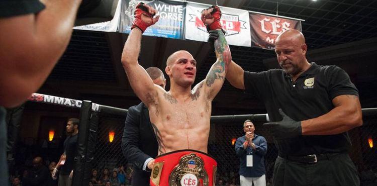 Matt Bessette Matt Bessette Hoping for a UFC Call After CES 41 Title Defense