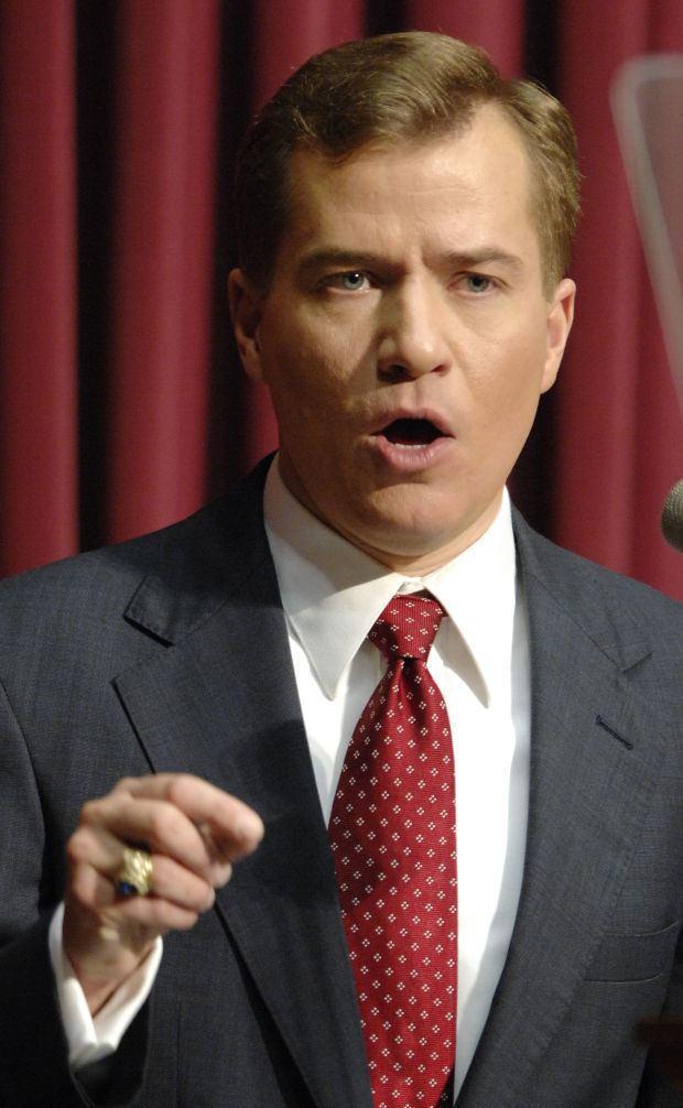 Matt Blunt Matt Blunt reiterates Senator Blunt39s claim they don39t