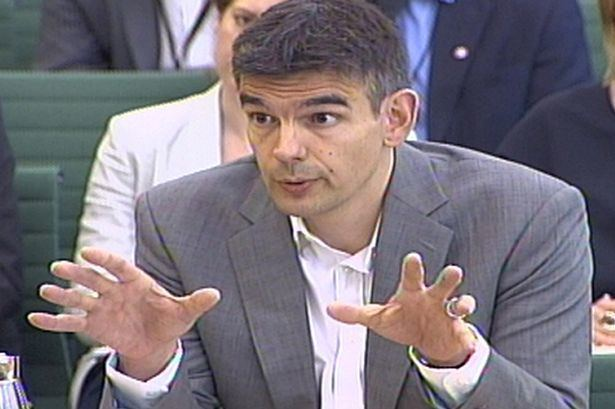 Matt Brittin Google branded 39devious39 and 39evil39 by MPs over its UK tax