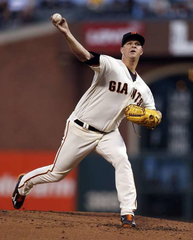 Matt Cain Giants Matt Cain troubled by loss of focus against Dodgers SFGate