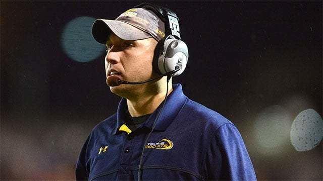 Matt Campbell (American football coach) Iowa State football Matt Campbell named new Cyclones head