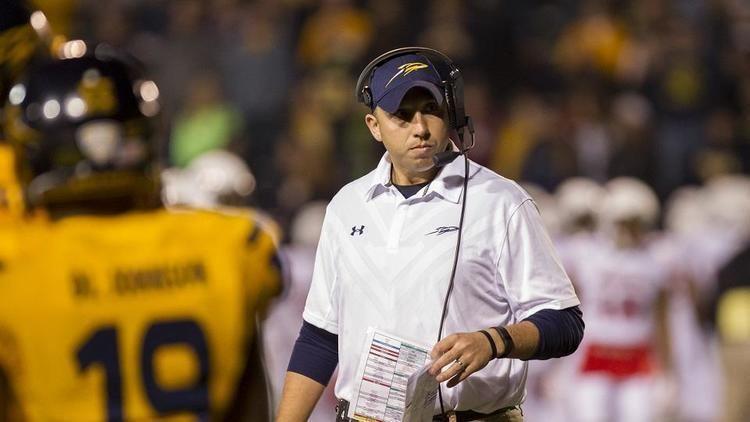 Matt Campbell (American football coach) Iowa State Cyclones football Matt Campbell named head