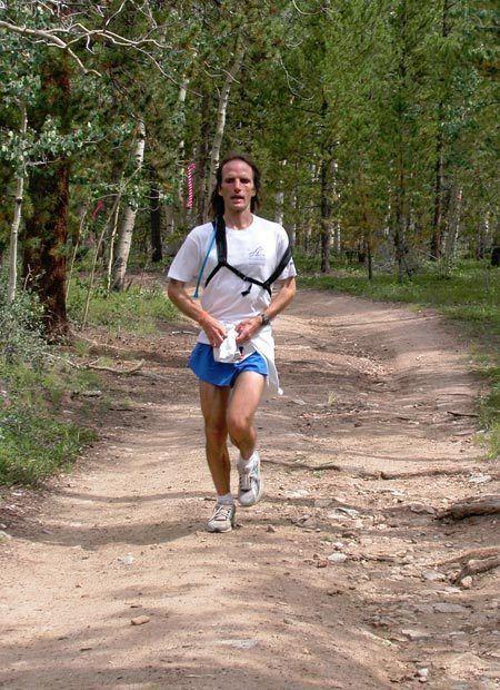Matt Carpenter (runner) The Hammer Matt Carpenter nails Leadville 100