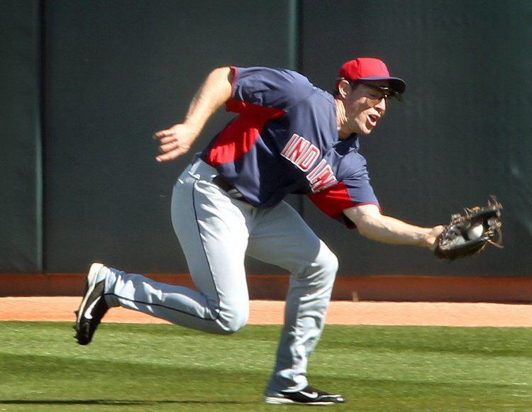 Matt Carson (baseball) Outfielder Matt Carson trying to crash bigleague roster