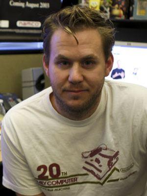 Matt Casamassina wwwshufflingdeadcomTotWInterneterMattCasamas
