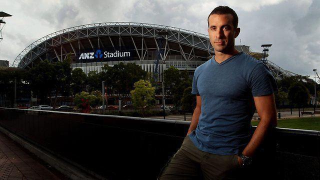 Matt Cecchin NRL grand final referee Matt Cecchin reveals he39s gay and