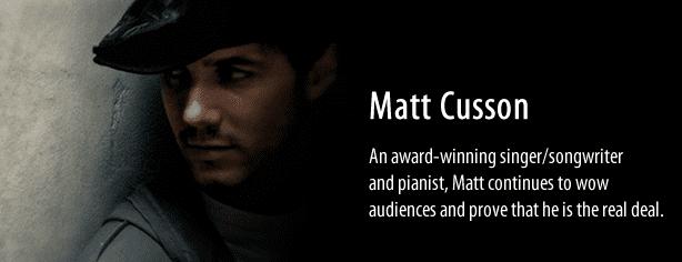 Matt Cusson MattCussonBannerfw1png