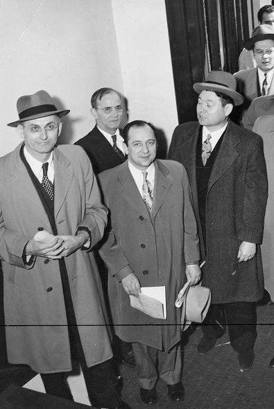 Matt Cvetic Archives Manuscripts Pitt Record 17 Matt Cvetic HUAC Testimony