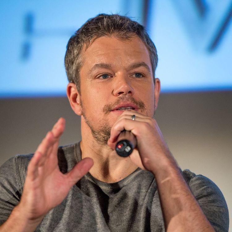 Matt Damon filmography