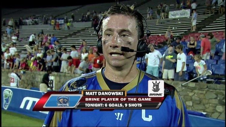 Matt Danowski Matt Danowski PostGame Interview Week 13 YouTube