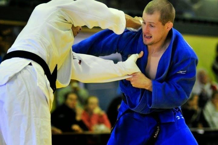 Matt D'Aquino Olympian Matt D39Aquino 39BJJ Players Should Learn Modified Throwing