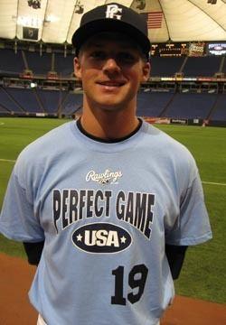 Matt Davidson (baseball) Matt Davidson Player Profile Perfect Game USA