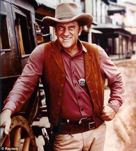 Matt Dillon (Gunsmoke) - Alchetron, The Free Social Encyclopedia
