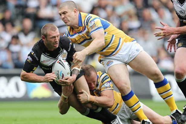 Matt Diskin Matt Diskin39s ready to charge for Leeds Rhinos Mirror Online