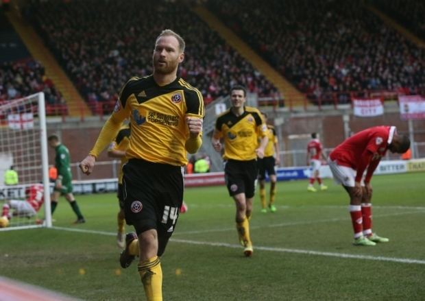 Matt Done Bristol City 1 Sheff Utd 3 Done proves Blades hero