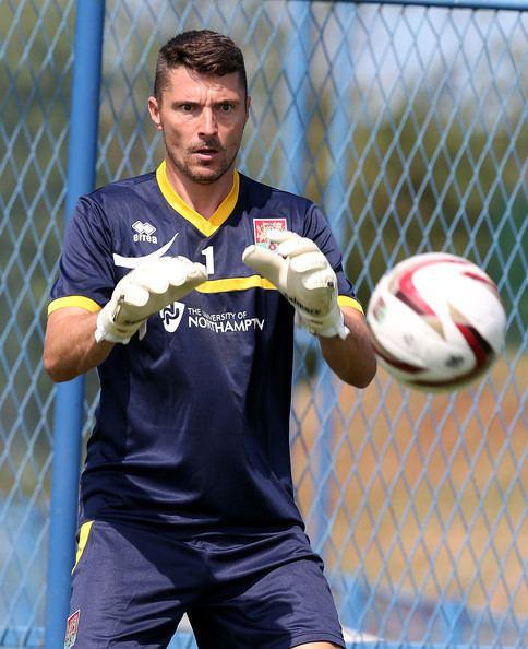 Matt Duke Matt Duke Photos Northampton Town FC Training Session