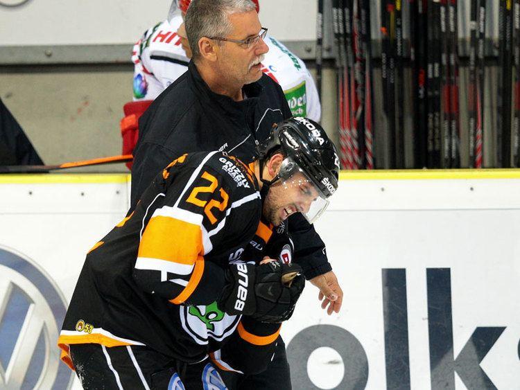 Matt Dzieduszycki Grizzlys mssen auf Dzieduszycki verzichten Eishockey