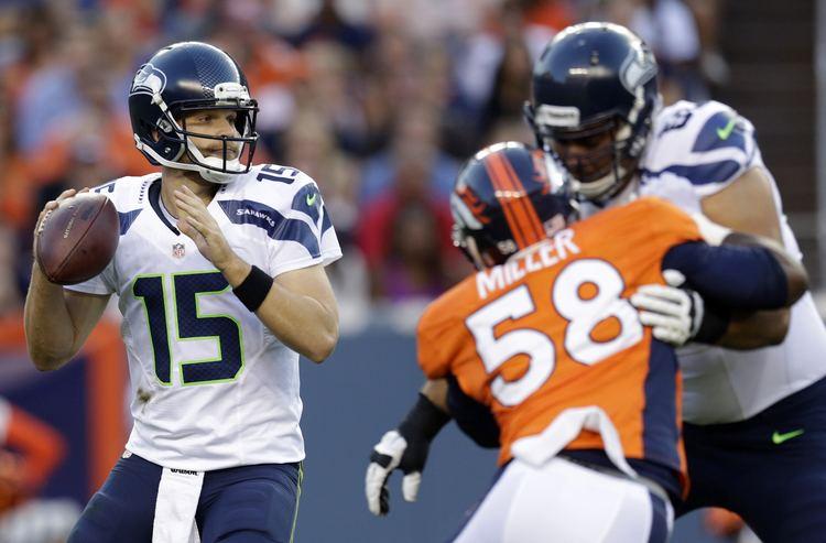 Matt Flynn Morning links All eyes on Matt Flynn Seahawks Insider The News