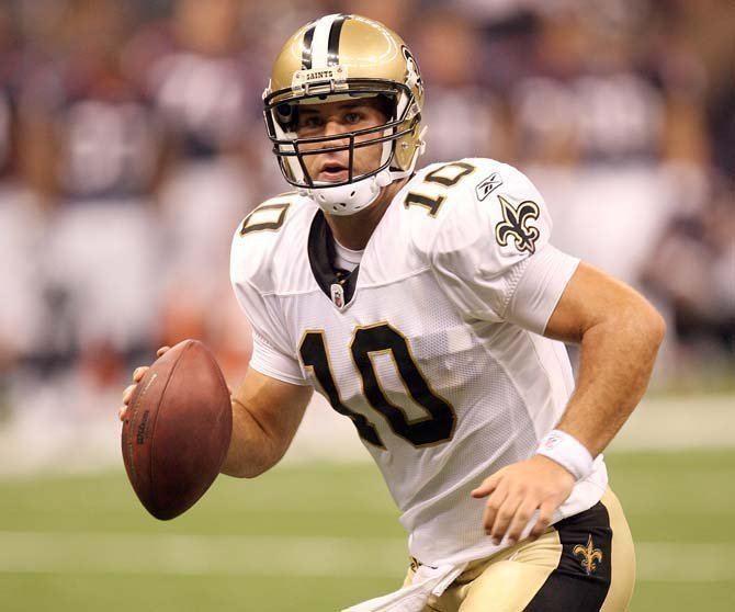 Matt Flynn Matt Flynn will be 11th New Orleans Saints QB not named Drew Brees