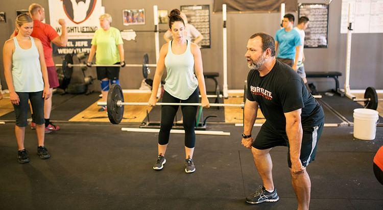 Matt Foreman (activist) Matt Foreman Iron Athlete Clinics