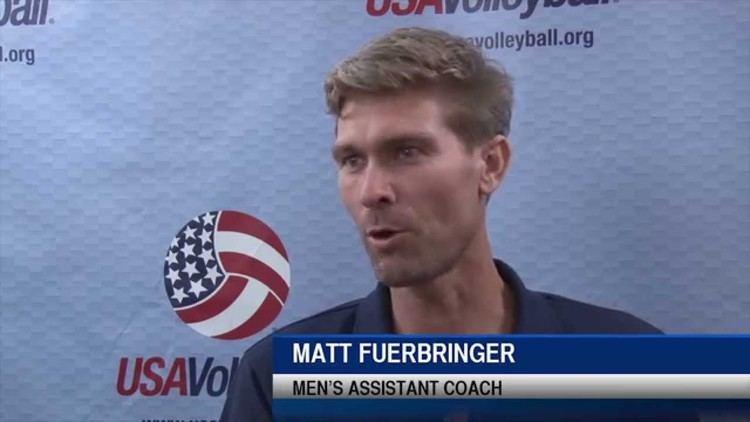 Matt Fuerbringer Matt Fuerbringer USAV YouTube