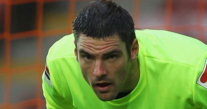 Matt Gilks Transfer news Burnley goalkeeper Matt Gilks says the time