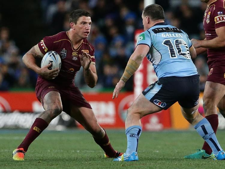 Matt Gillett Matt Gillett ruled out of Brisbane Broncos clash with Rabbitohs