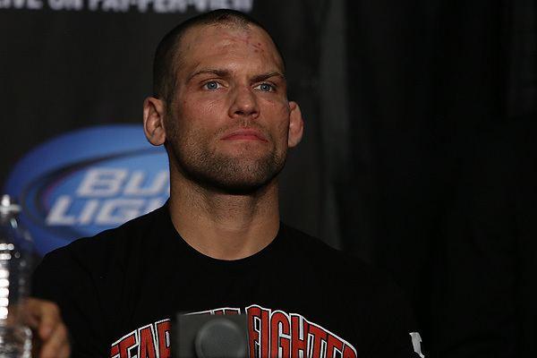 Matt Grice Matt quotThe Real Onequot Grice MMA Stats Pictures News