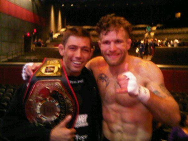 Matt Horwich mixed martial arts Mixed Martial Thoughts from the Tan Dynasty