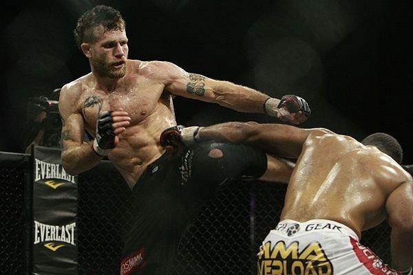 Matt Horwich Shark Fights 14 Adds HorwichVillefort Headliner