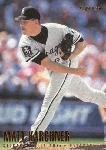 Matt Karchner Matt Karchner Baseball Statistics 19892000