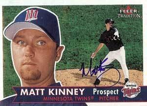 Matt Kinney wwwbaseballalmanaccomplayerspicsmattkinney