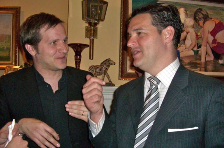 Matt Labash NitePics Inside the Matt Labash Book Party at Tucker