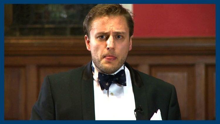 Matt Lacey Matt Lacey Size Doesn39t Matter Oxford Union YouTube