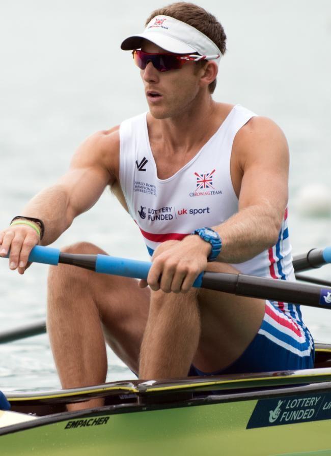 Matt Langridge Northwich rower Matthew Langridge will represent Great Britain at a