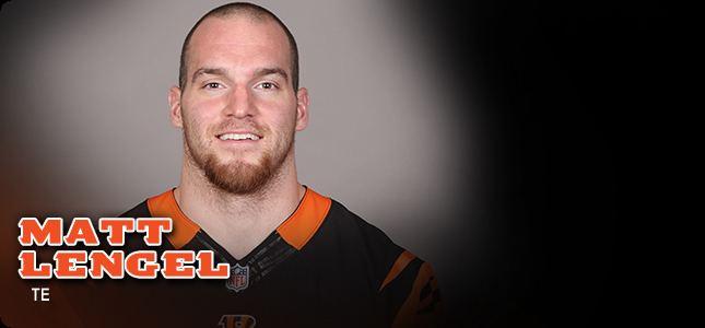 Matt Lengel Cincinnati Bengals Matt Lengel