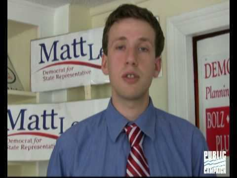 Matt Lesser State Rep Matt Lesser DCT Short YouTube