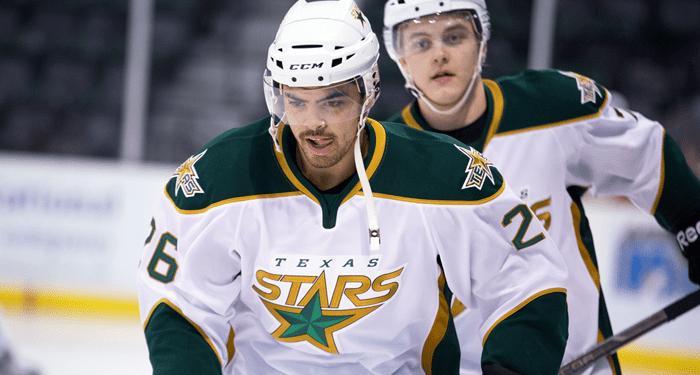 Matt Mangene Texas Signs Matt Mangene to AHL Contract Texas Stars