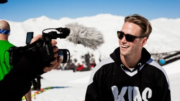 Matt Margetts BC freestyler uses social media to pay his way to Sochi