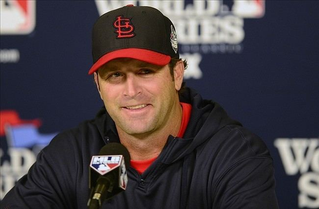 Matt Matheny What Grade Would You Give Mike Matheny For 2013 Aaron