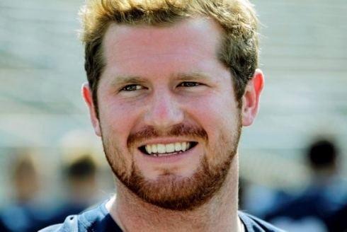 Matt McGloin PENN STATE 2012 PREVIEW Q amp A with Matt McGloin Sports